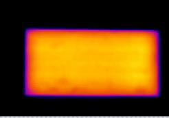 VIDEO - Panele grzewcze na podczerwień - pomiary skuteczności w termowizji